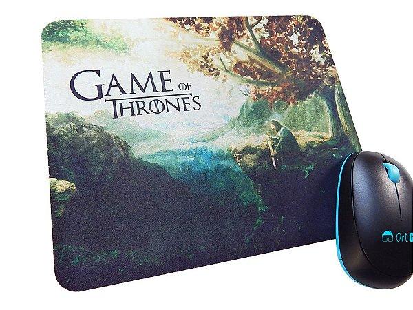 Mousepad Game of Thrones Eddard Stark