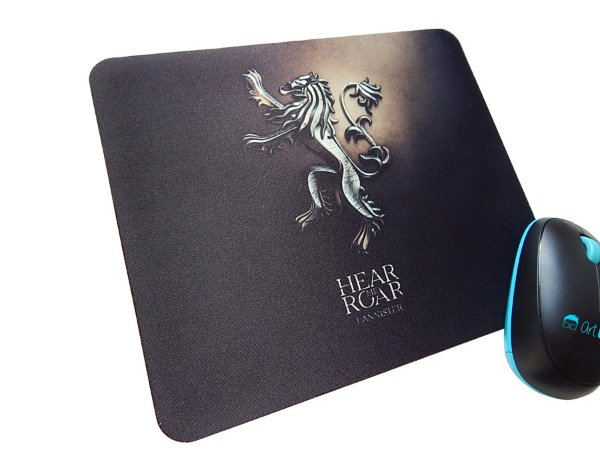 Mousepad Game of Thrones Lannister Dark