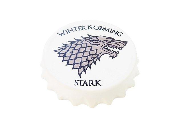 Abridor de garrafas Game Of Thrones Stark