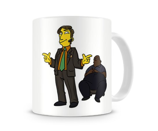 Caneca Better Call Saul & Huell
