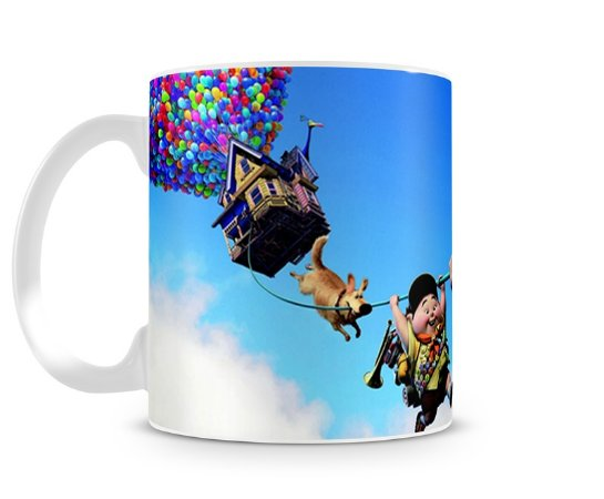 Caneca Up Altas Aventuras Flying