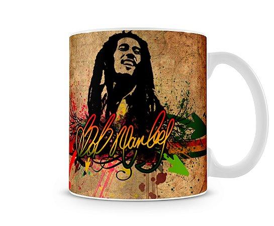 Caneca Bob Marley I