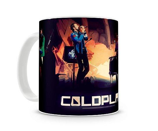 Caneca Coldplay IV