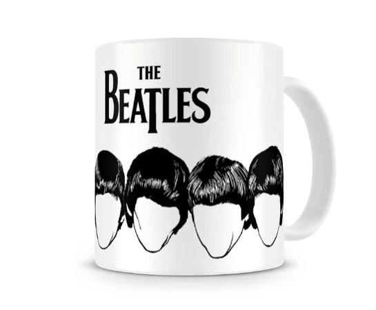 Caneca Beatles No Face