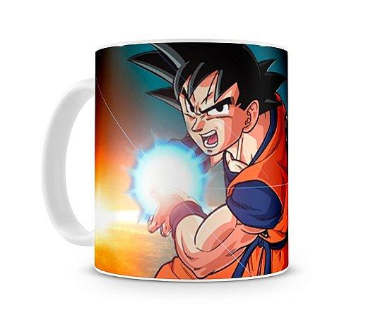 Caneca Dragon Ball Goku I