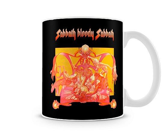 Caneca Black Sabbath bloody sabbath