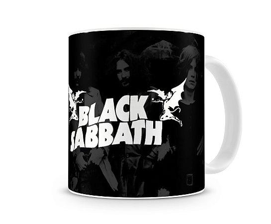 Caneca Black Sabbath VI