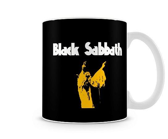 Caneca Black Sabbath Vol 4
