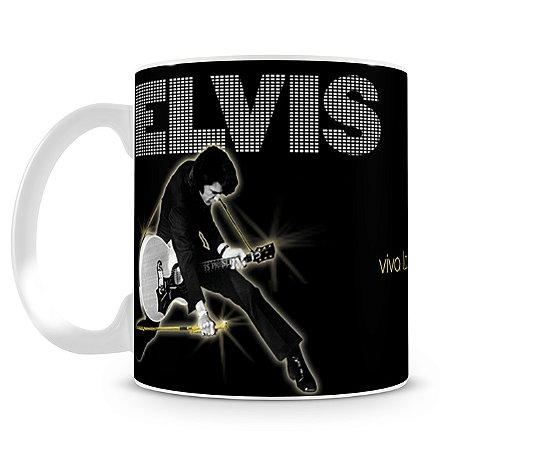 Caneca Elvis Presley III