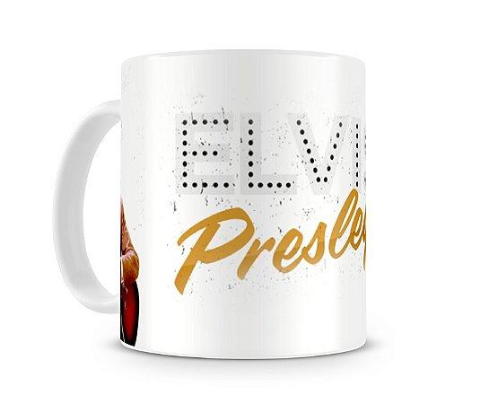 Caneca Elvis Presley IX