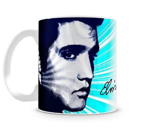 Caneca Elvis Presley VI