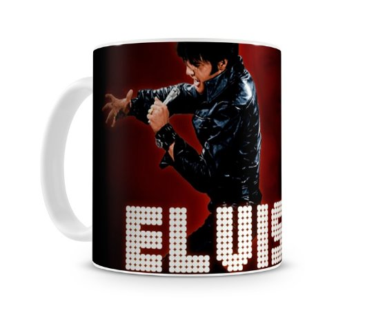 Caneca Elvis Presley VII