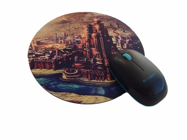 Mousepad Redondo Game of Thrones Lading