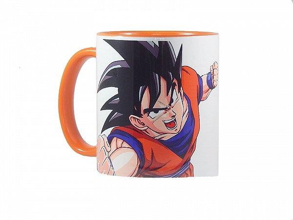 Caneca Dragon Ball Goku II Orange