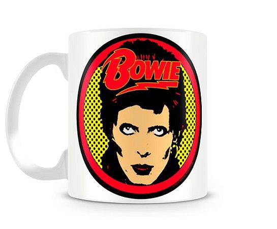 Caneca David Bowie Pop Art