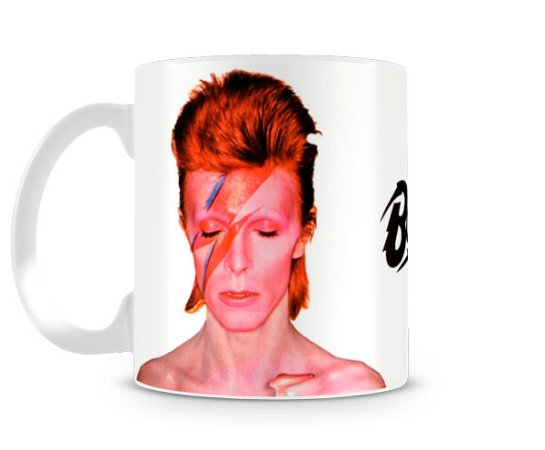 Caneca David Bowie Sane