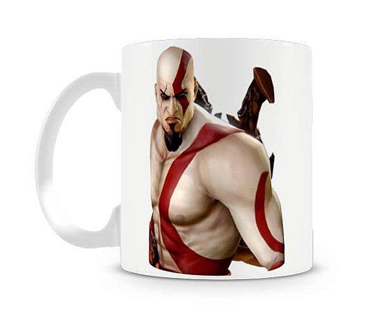 Caneca God of War Kratos III