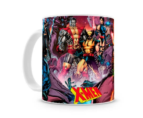 Caneca X Men Personagens III