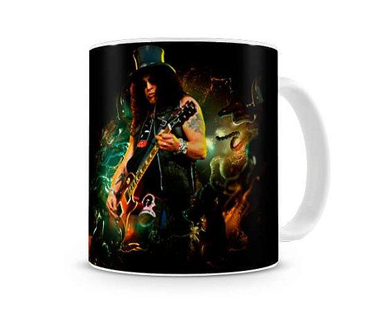 Caneca Guns N Roses Slash