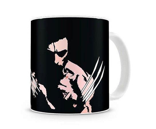 Caneca X Men Wolverine Dark