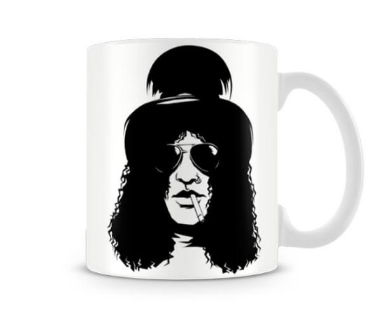 Caneca Guns N Roses Slash Head