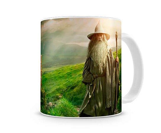 Caneca O Hobbit Gandalf