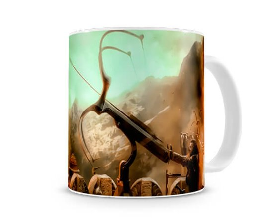 Caneca O Hobbit Smaug Desolation