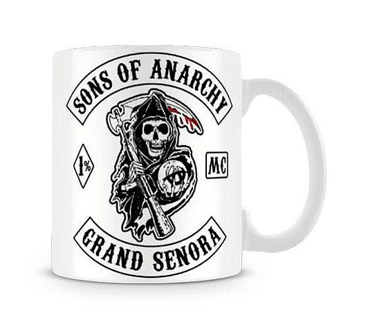 Caneca Sons of Anarchy Grand Senora