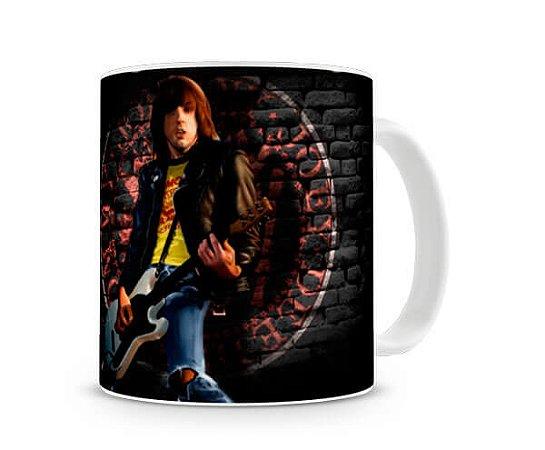 Caneca Ramones Johnny Ramone