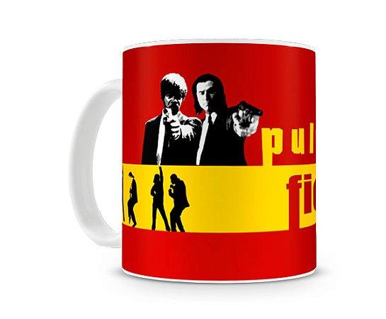 Caneca Pulp Fiction Vicent Jules