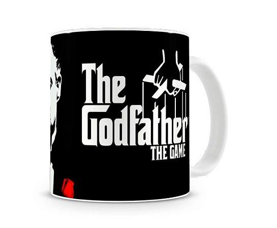 Caneca Poderoso Chefão Vito Corleone II