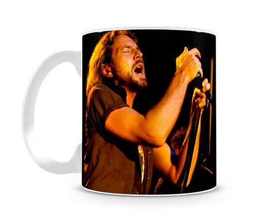 Caneca Pearl Jam Eddie Vedder II