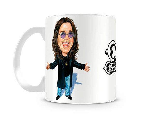 Caneca Ozzy Osbourne IV