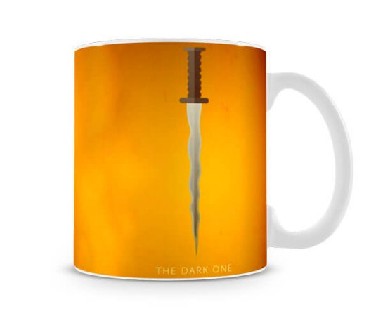 Caneca Once Upon a Time Ad
