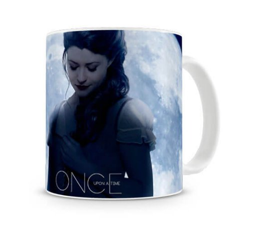 Caneca Once Upon a Time Bela