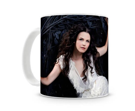 Caneca Once Upon a Time Branca de Neve