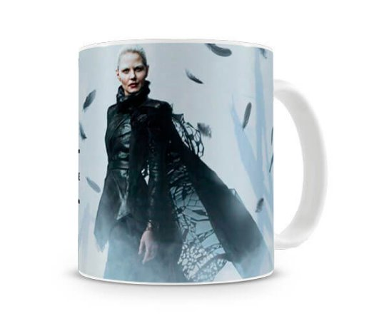 Caneca Once Upon a Time Emma Swan dark