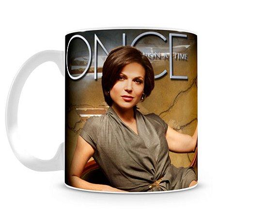 Caneca Once Upon a Time Regina II