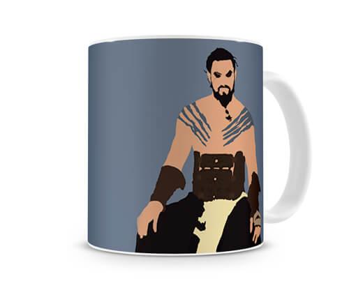 Caneca Game of Thrones Khal Drogo I