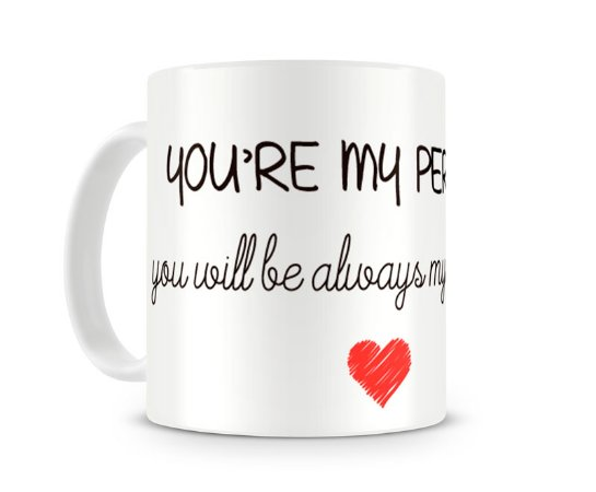 Caneca Greys Anatomy You are my person II