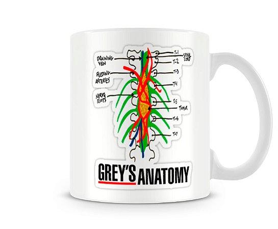Caneca Greys Anatomy Tumor