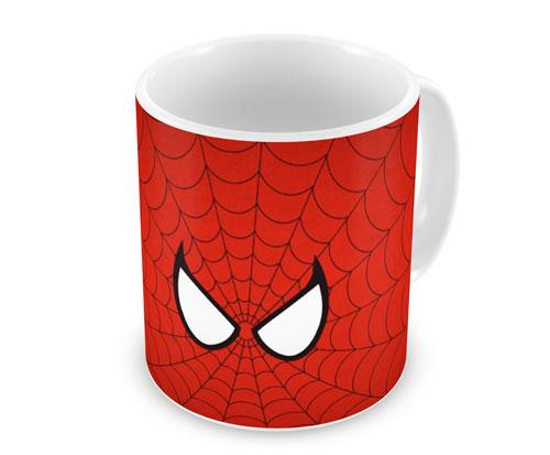 Caneca Homem Aranha Spider Eyes