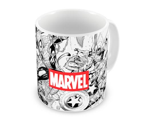Caneca Marvel Comics PB I