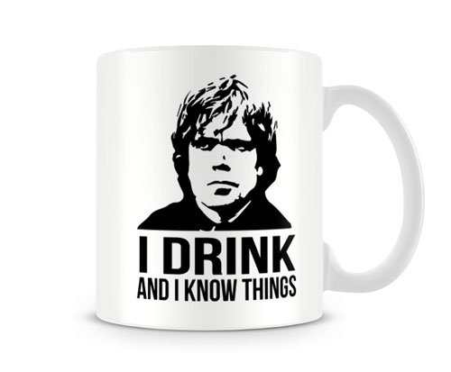 Caneca GT Tyrion I Drink