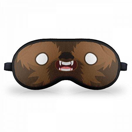 Máscara de Dormir - chewbacca