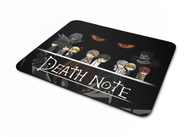 Mousepad Death Note Dark
