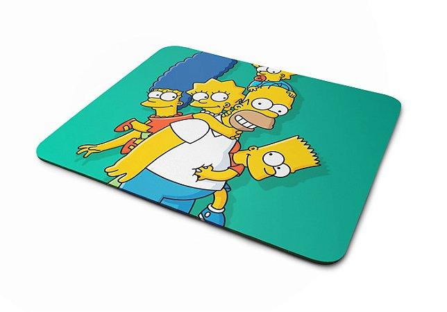Mousepad Simpsons Green