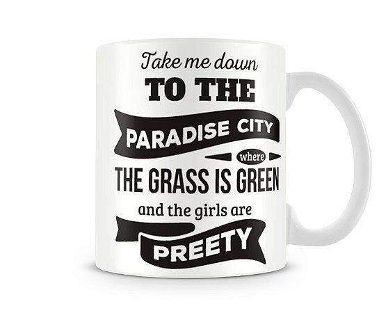 Caneca Guns Paradise City
