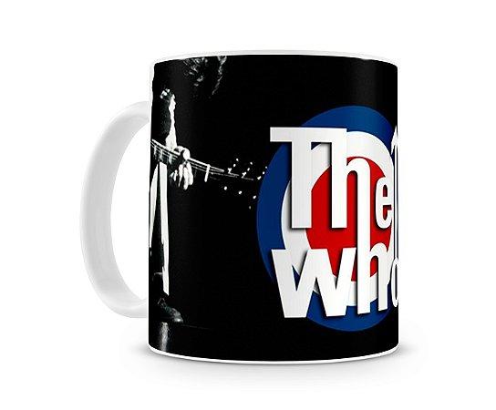 Caneca The Who Live