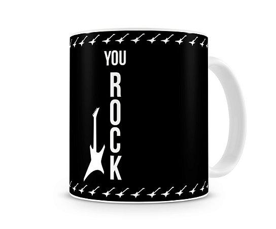 Caneca You Rock